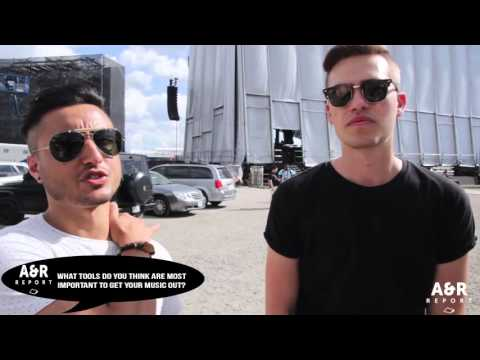 Veld Music Fest: Loud Luxury Interview | A&R Report