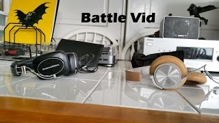 Bowers & Wilkims P7 vs. B&O Beoplay H6