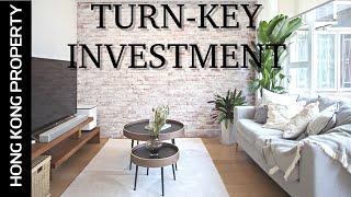 TURN-KEY INVESTMENT Property     Hong Kong