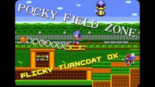 Pocky Field Zone [Flicky Turncoat DX music]