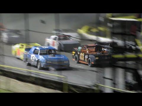 Racing | Hobby Stocks | Heat Race #2 | Volusia Speedway Park | 10-10-15