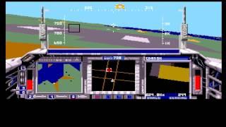 F-15 Strike Eagle II Amiga (1989)