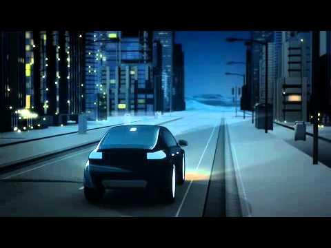 Volvo's Pedestrian Detection in Darkness system