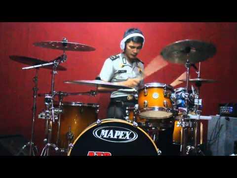 Solo Drum Cover - Faisal Akbar Sendiri Lagi Drum Cover - Passionville 2015