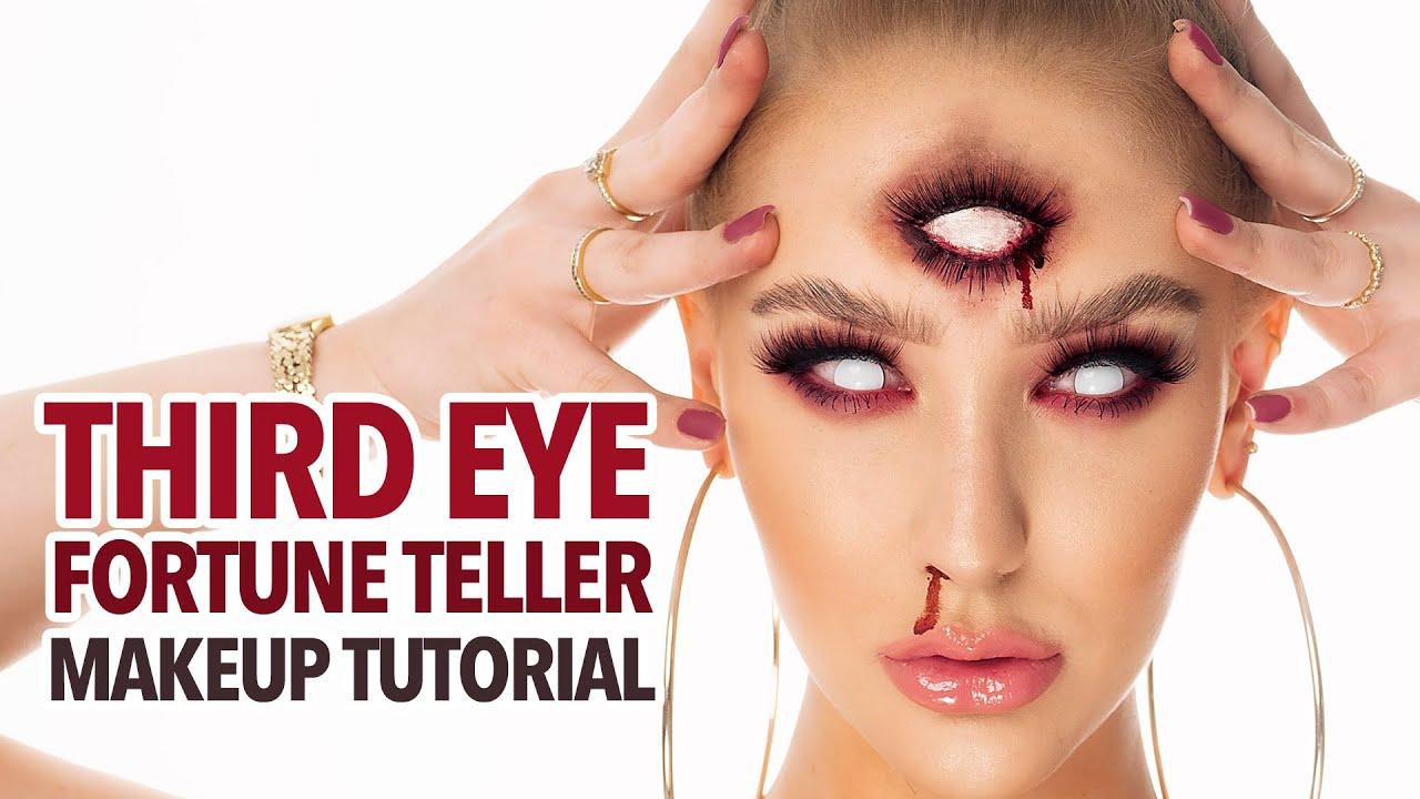 Third eye fortune teller tutorial