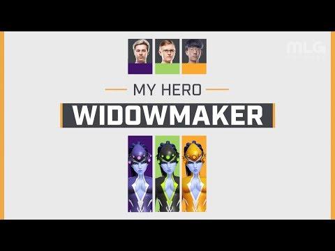 My Hero: Widowmaker