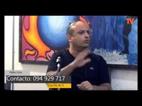 Go Vegan! Uruguay. Entrevista programa Falta uno, en emisora ZOE