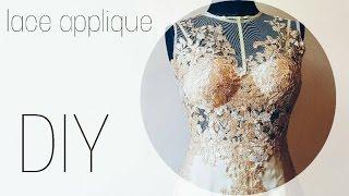 Easy Lace Applique