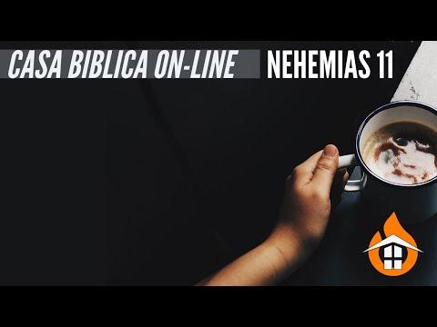 CASA BÍBLICA OnLine | Nehemías 11 // CASA BÍBLICA ARGENTINA