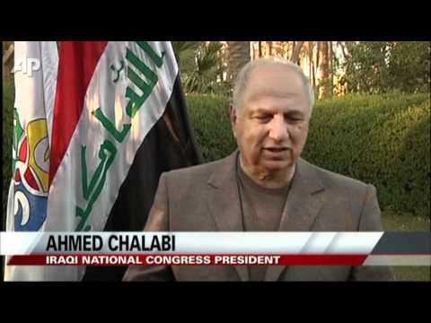 Chalabi: Iraq Will Be Safer When US Leaves