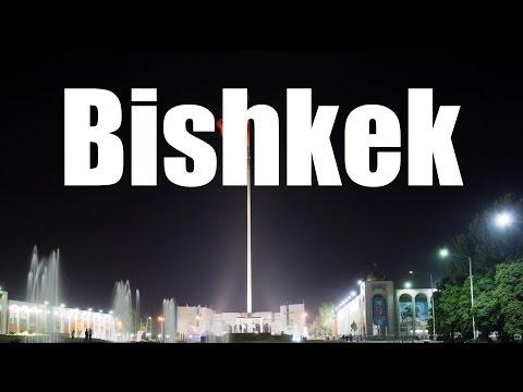 Bishkek - Mellow Capital (Timelapse)