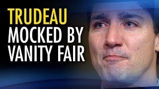 "Vanity Fair turns on Canada's ""underwhelming"" PM   Sheila Gunn Reid"