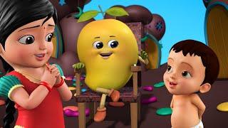 ನನ್ನ ಸಿಹಿ ಹಣ್ಣುಗಳು - Fruits Song | Kannada Rhymes for Children | Infobells