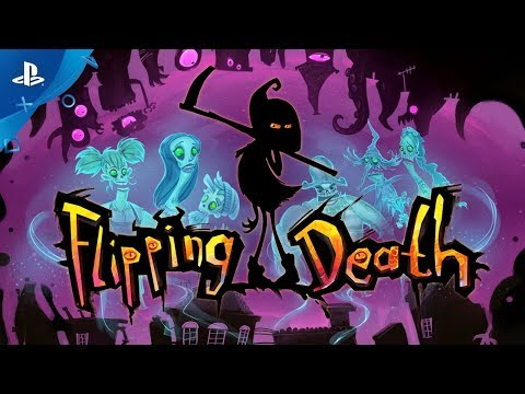 Flipping Death - Launch Trailer | PS4