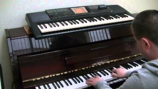 "Jackie Wilson: ""(Your Love Keeps Lifting Me) Higher And Higher (piano and keyboard cover)"