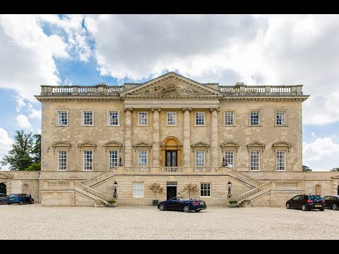 Kirtlington Park  - A Guided Tour