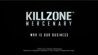 "Killzone Mercenary - ""War is our Business"" Gameplay Trailer"