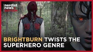 How Brightburn Subverts the Superman Myth (Nerdist News Edition)