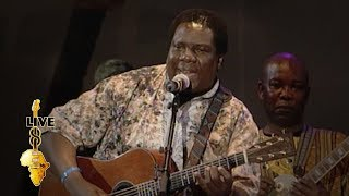 Vusi Mahlasela - When You Come Back (Live 8 2005)