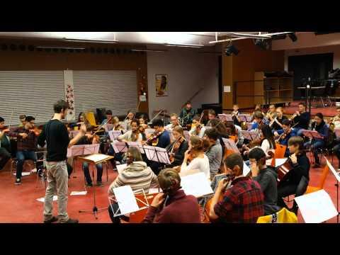 """Nachwuchsorchester Reutlingen """"Unsustainable"""" - Muse"""