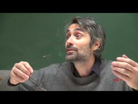 Raphaël Liogier, la question du corps et de l'esprit