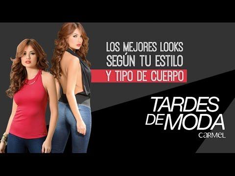 Tardes de Moda Carmel - Los mejores looks según tu estilo y tipo de cuerpo