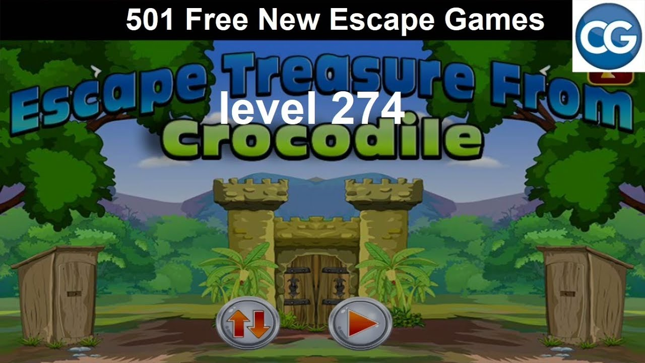 501 free new escape games level 273