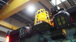 예일지게차 - 작업자 안전 보조장치 솔루션