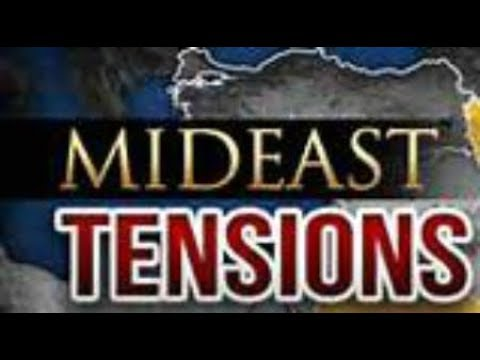 BREAKING Middle East Tensions January 18 2018 End Times News Update