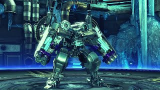 Blade and Soul Wolf KFM Tank Hangar 0 Hard Mode