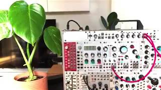 Wiggling the Mutable Instruments Plaits