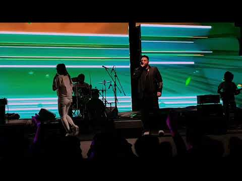 Badshah live in Doha Marriott 13th oct 2017 Event by RedApple Clip 02