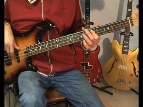 Blues Image - Ride Captain Ride - Bass Cover