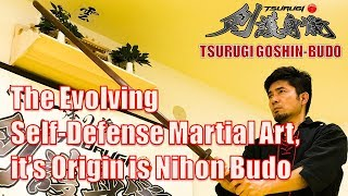 The Evolving Self-Defense Martial Art, it's Origin is Nihon Budo