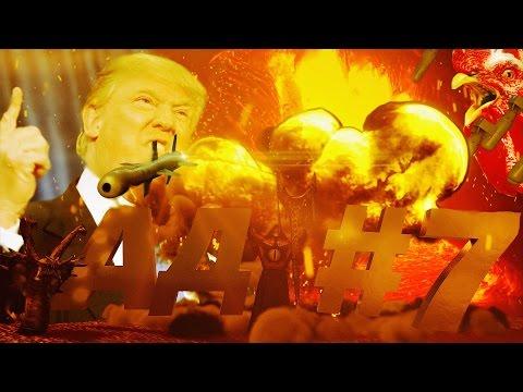 видео: А. Д. #7 - warlock&venomancer (Дональд Трамп)