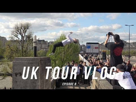 Legendary London   UK Tour Vlog Ep.8