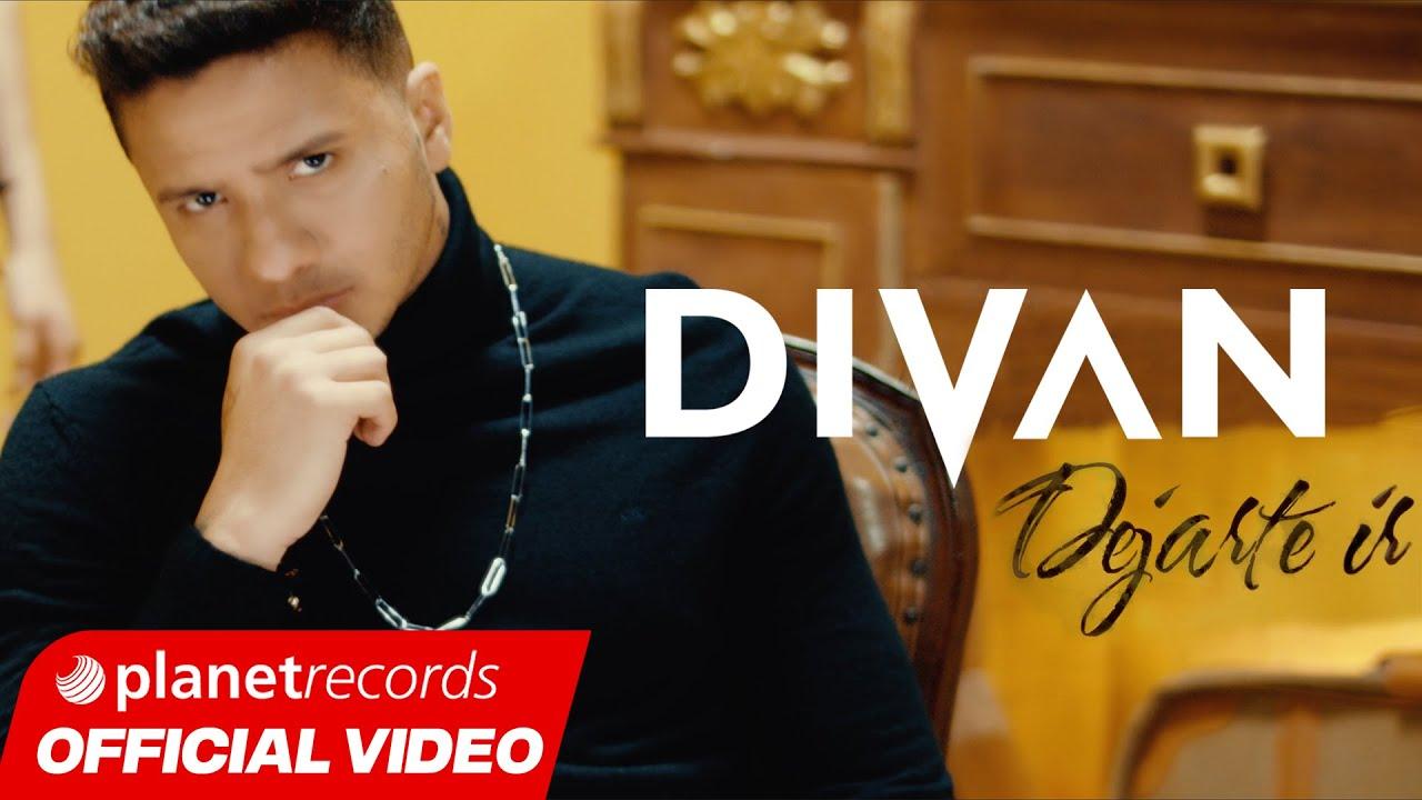 DIVAN - Dejarte Ir (Official Video by Charles Cabrera) Cubaton Romantico Reggaeton 2021