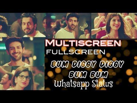 #bom_diggy_diggy_bom_status #multiscreen 💝💘