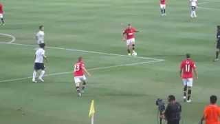 MUFC vs Singha All Star 13 july 2013