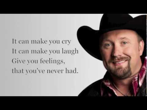 Tate Stevens - Power of a Love Song Lyrics