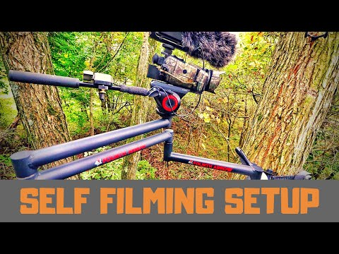 Self Filming Hunting Setup | Canon G30 | Fourth Arrow Camera Arm