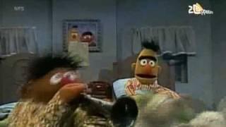 Bert & Ernie - Dans mezelf in slaap