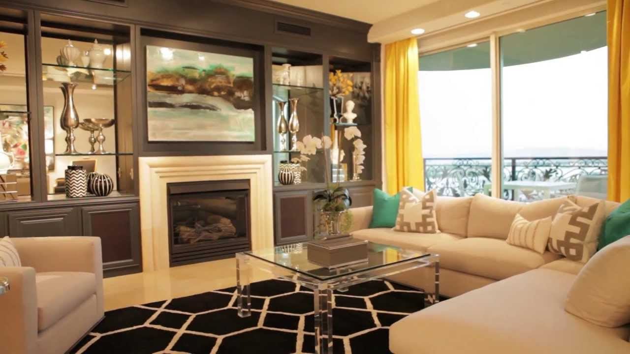 High Rise Apartment Inside one queensridge place high rise tour luxury condo las vegas - youtube