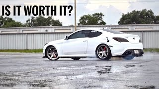 Automatic Genesis Coupe worth it WE FIND OUT 2.0 3.8