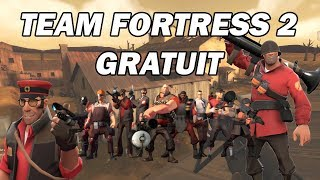 Team Fortress 2 : 100 % Gameplay français 2018 . EPISODE 1