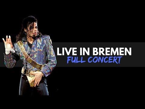 Michael Jackson - Live In Bremen | 8th August 1992 - Dangerous Tour (Full Concert)