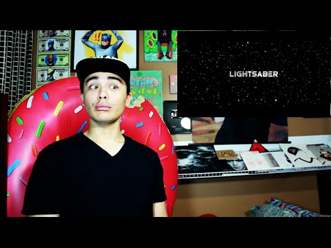 EXO - LIGHTSABER (EXO & STAR WARS Collaboration Project) Reaction