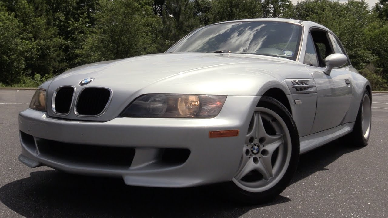 1999 BMW M Coupe: Start Up, Road Test & In Depth Review - YouTube