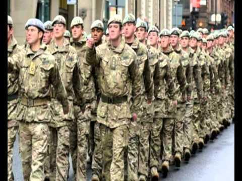 The Royal Scots Dragoon Guards - Highland Cathedral