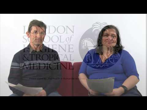Health in Humanitarian Crises: Livestream